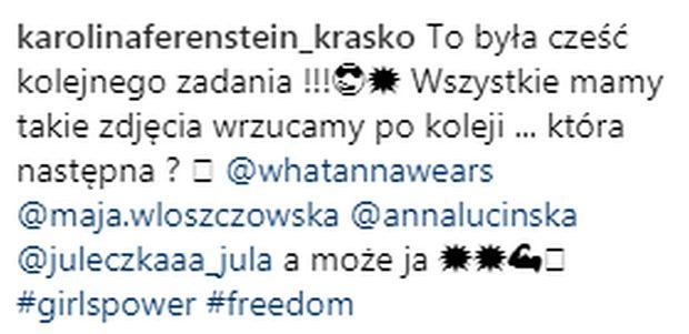 komentarz Ferenstein-Kraśko
