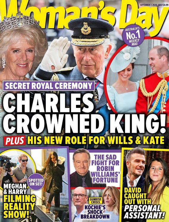 Książę Karol na króla