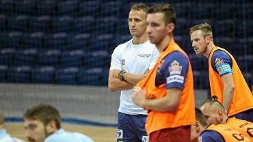 Trener Pogoni 04 Szczecin, Łukasz Żebrowski