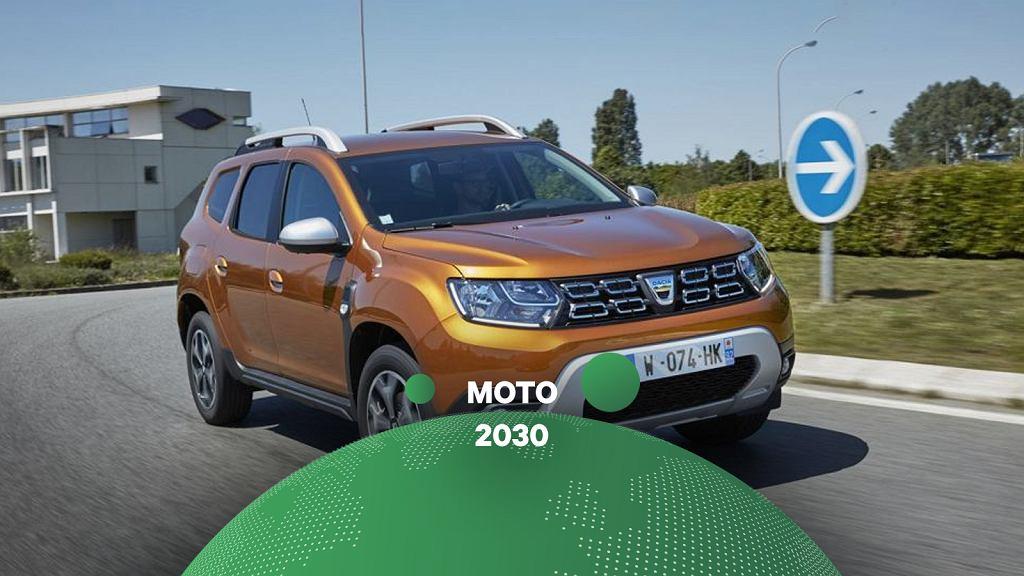 Dacia Duster - prawdziwe rewolucje zaczynają się na dole