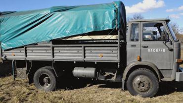Pojazdy wyprzedawane przez Agencję Mienia Wojskowego