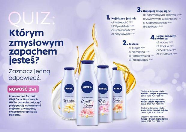Którym zmysłowym zapachem jesteś?
