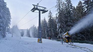 Stacja narciarska Winterpol Karpacz Biały Jar