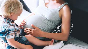 Drugi trymestr ciąży to czas między czternastym a dwudziestym szóstym tygodniem ciąży