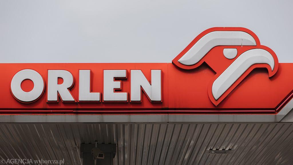 Stacja paliw Orlen