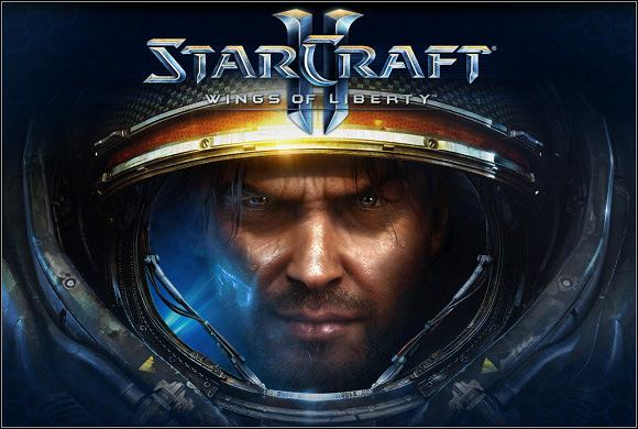 StarCraft II: Wings of Liberty okładka