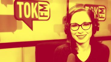 Katarzyna Szymielewicz, prowadząca podcast tokfm.pl i fundacji Panoptykon 'Panoptykon 4.0'