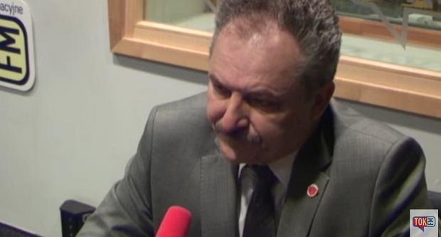 Poseł Marek Jakubiak w 'Poranku Radia TOK FM'