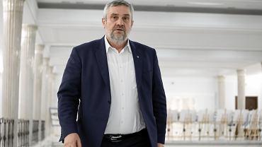 Były minister rolnictwa Jan Krzysztof Ardanowski