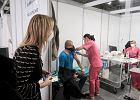 Największy punkt szczepień w Wielkopolsce zawiesza działalność