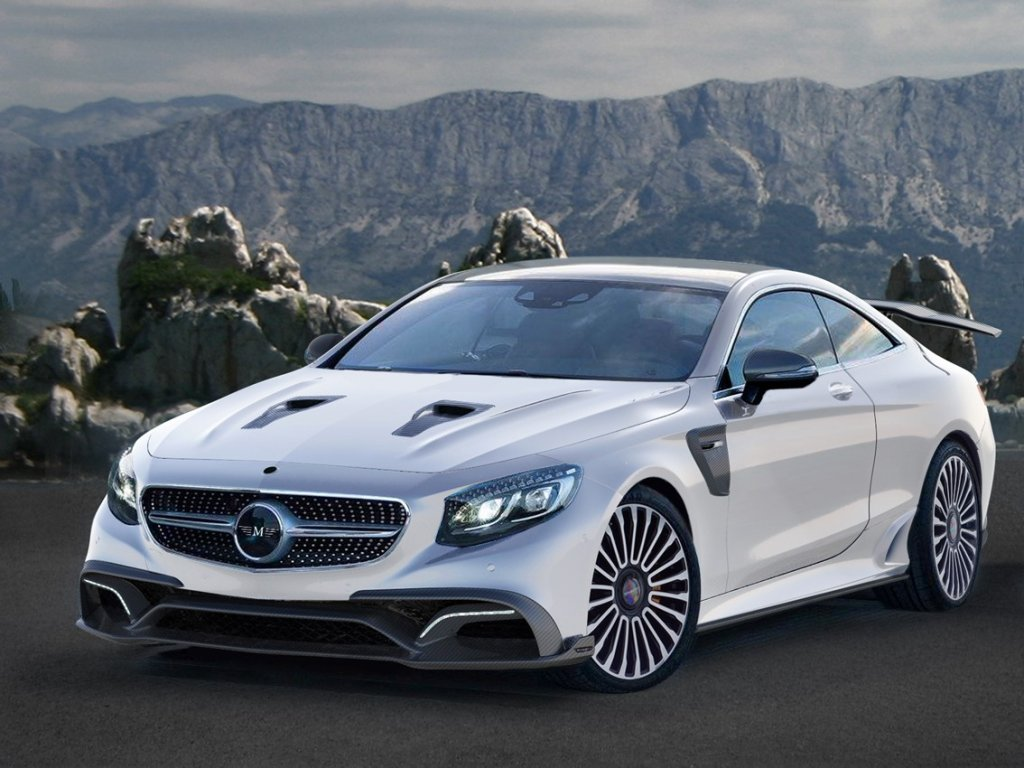 Mansory S63 AMG Coupe