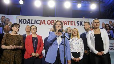 Wyniki wyborów parlamentarnych 2019. Koalicja Obywatelska - kto wchodzi do Sejmu? (zdjęcie ilustracyjne)