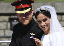 Meghan Markle i książę Harry pokazali niepublikowane do tej pory zdjęcie ze ślubu