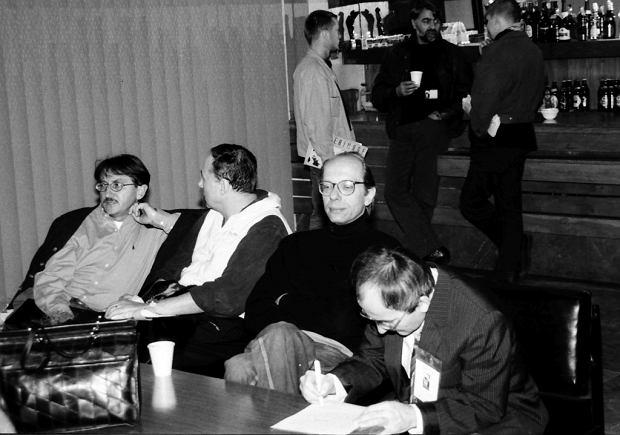 Zdjęcie numer 24 w galerii - Tak wyglądał Festiwal Camerimage w Toruniu 25 lat temu [ZDJĘCIA]