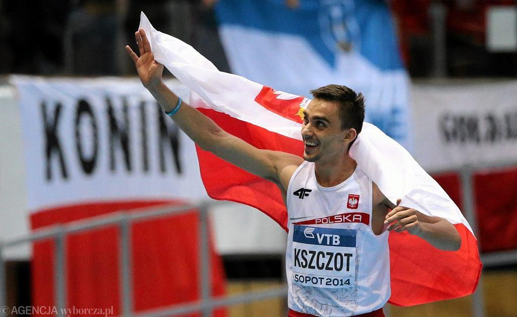 Adam Kszczot - Halowe Mistrzostwa Świata w Sopocie