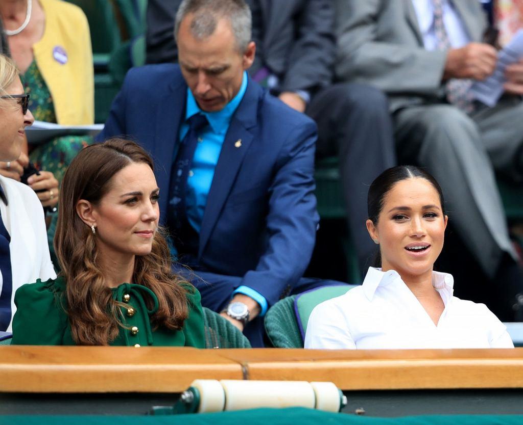 Ksi??na Cambridge na Wimbledonie