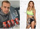 Nowa Power Couple w show-biznesie? Kamil Grosicki wypuścił swój energetyk, a Dominika została twarzą portalu fitnessowego