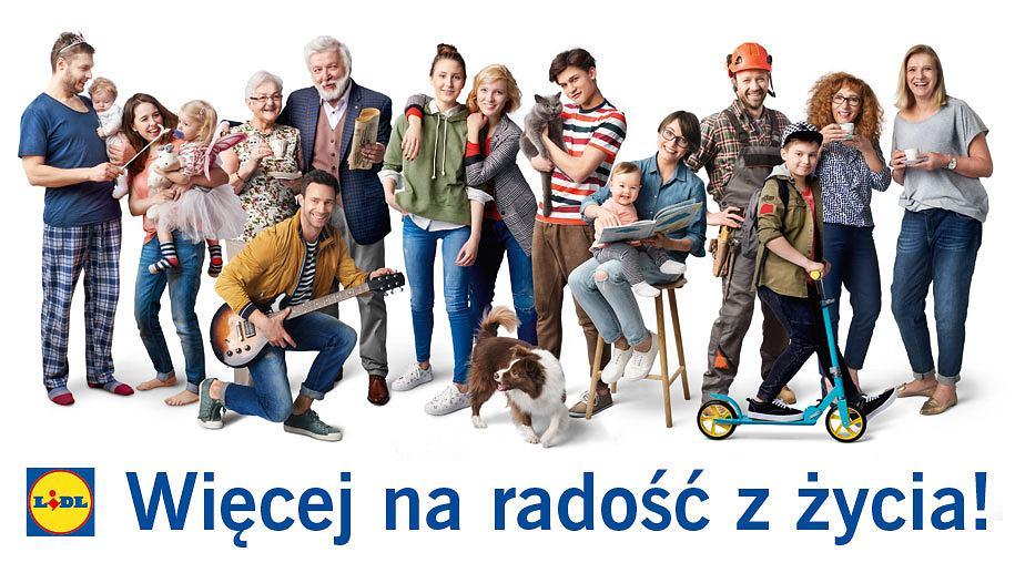 Nowa kampania Lidla