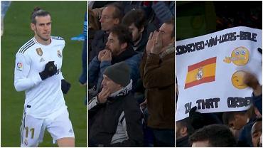 Tak kibice Realu Madryt powitali Garetha Bale'