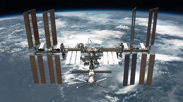 Międzynarodowa Stacja Kosmiczna (ISS)