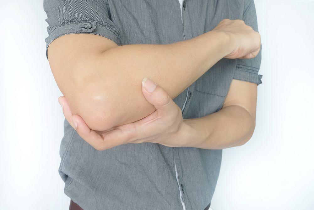 Zespół rowka nerwu łokciowego częściej dotyka mężczyzn niż kobiet