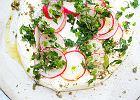 Sezamowy dip z rzodkiewką - świetne źródło potasu