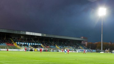 I liga. Stomil Olsztyn - Miedź Legnica 0:1