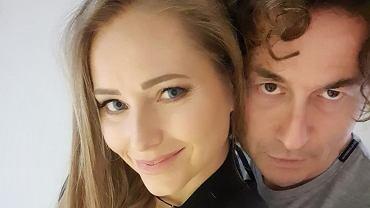 Piotr Rubik porwał swoją piękną żonę na randkę. A co w tym czasie robiły ich dzieci?