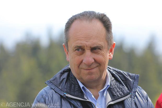 """""""Król Zakopanego"""" i milioner walczył o stoki. Kim jest Andrzej Gut-Mostowy?"""