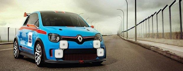 Renault Twin'Run Concept - nowe Twingo w ekstremalnej formie
