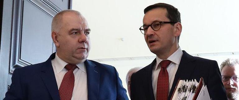 """Kara TSUE za Turów. """"Morawiecki i Sasin, zapłacicie z własnej kieszeni?"""""""