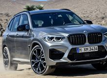 Nowe BMW X3 M i X4 M - 4 sekundy do setki w SUV-ie