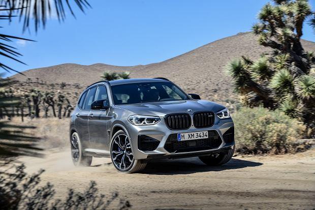 Nowe BMW X3 M i X4 M - 4 sekundy do setki w SUV-ie