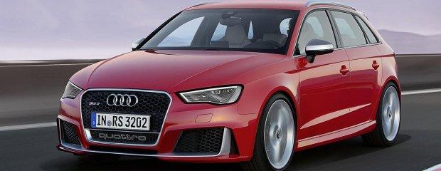 Audi RS3 Sportback | Grizli w owczej skórze