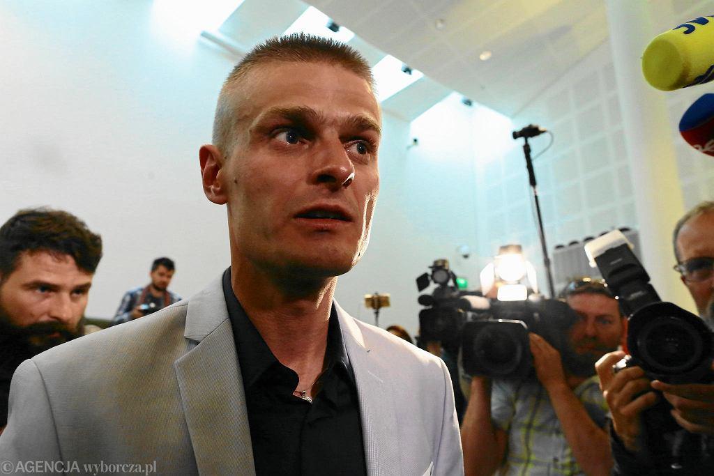 Tomasz Komenda w SN, który podjął decyzję o jego uniewinnieniu