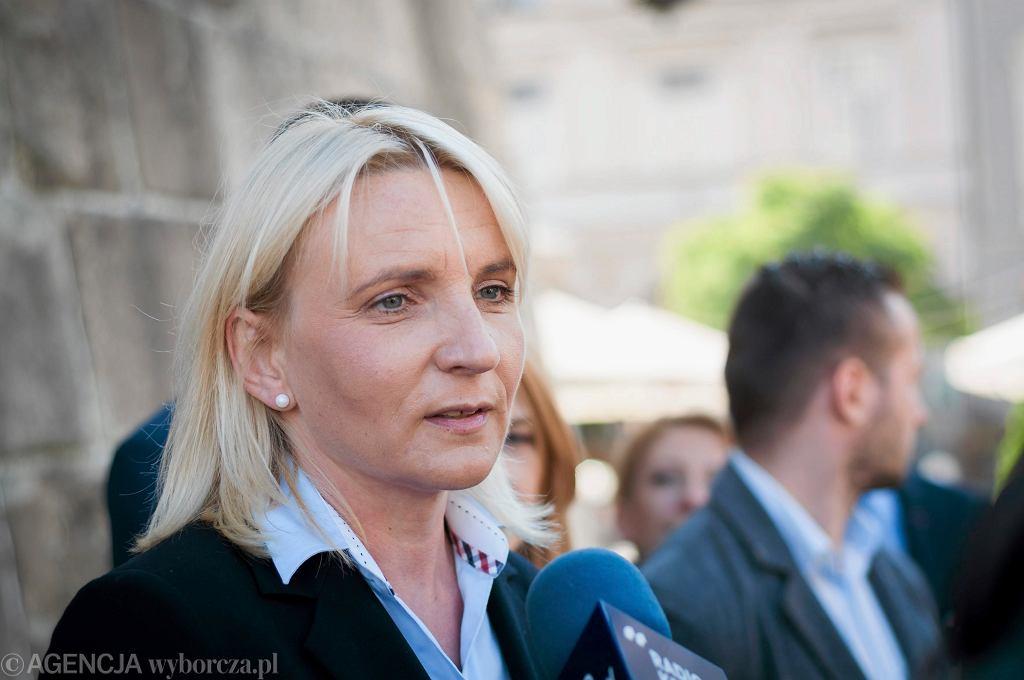 Agnieszka Ścigaj będzie posłanką niezrzeszoną. 'Mam dość, że politycy głównie zajmują się sobą'