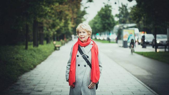 Zuzanna Łapicka-Olbrychska: Głowa, symbol naszego artystycznego środowiska, symbol tego miasta, zawsze będzie kojarzył mi się z ulicami Warszawy