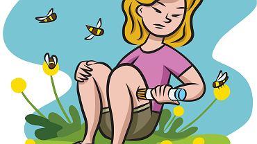 Czasem unikanie kontaktu z alergenem, który może doprowadzić do wstrząsu anafilaktycznego, jest praktycznie niemożliwe, bądź bardzo utrudnione. Wszystkie osoby zagrożone tą silną reakcją powinny mieć przy sobie adrenalinę i umieć ją zastosować
