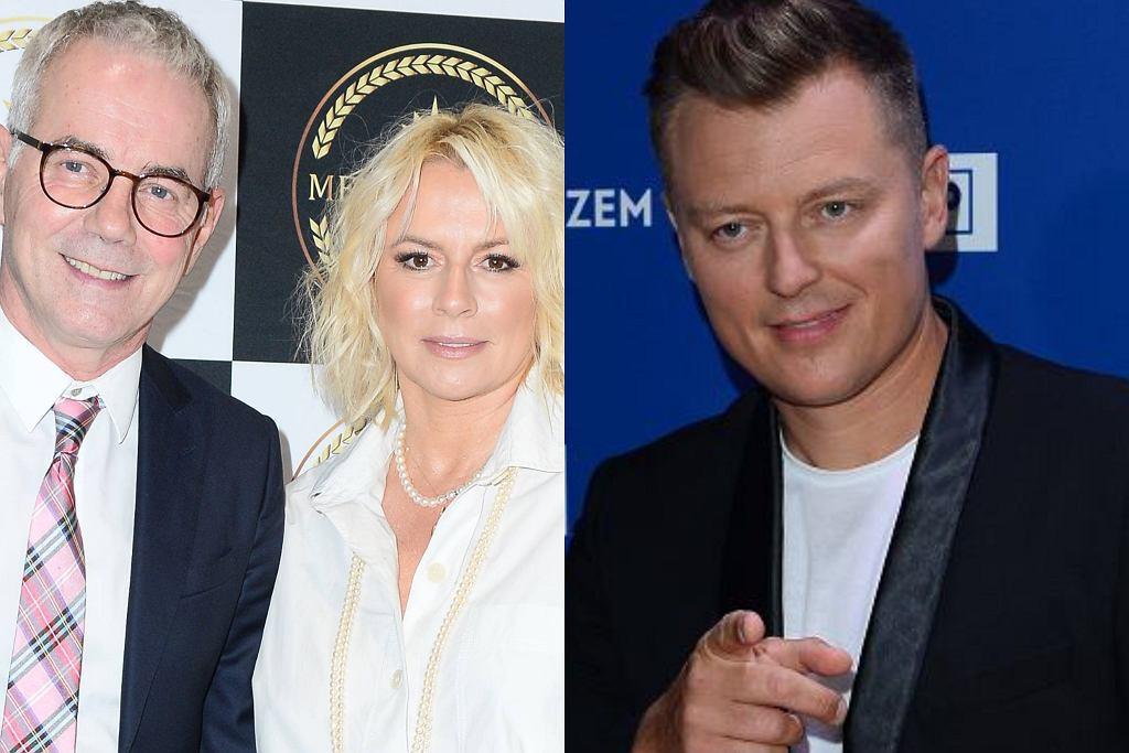 Robert Janowski, Monika Janowska, Rafał Brzozowski