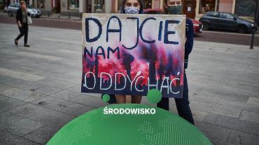 Ruchy klimatyczne wspierane przez Ogólnopolski Strajk Kobiet ogłosiły mobilizację na rzecz klimatu, praw człowieka i lepszej przyszłości