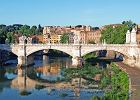 Rzym. Dzielnica Zatybrze