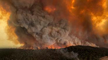 Pożary w Australii. 30 grudnia 2019 r.