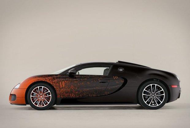 Bugatti Veyron Grand Sport Roadster Venet 2012