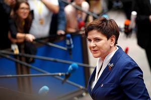 Co innego mówi PiS Polakom, a co innego na szczycie UE