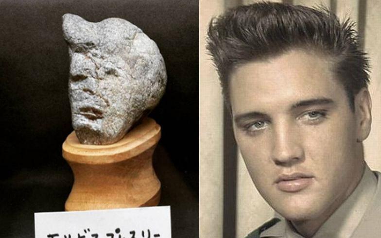 Kamień przypominający Elvisa? Tylko w muzeum Chinsekikan