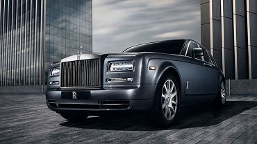 Rolls-Royce Phantom Metropolitan Edition