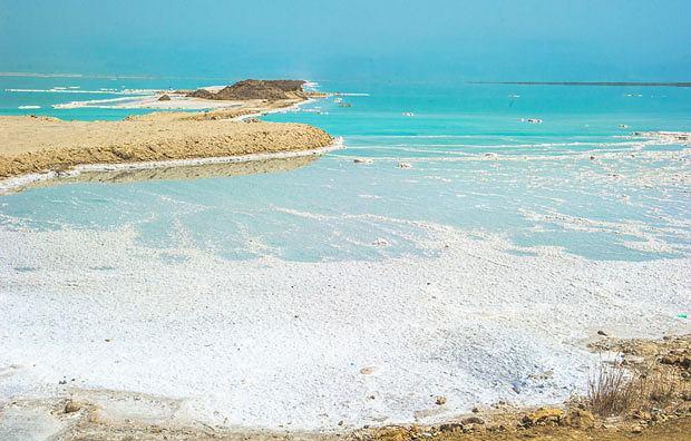 podróże, azja, Życie pustyni: podróż do Jordanii, Morze Martwe