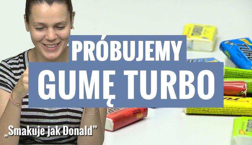 Guma ''Turbo'' wróciła
