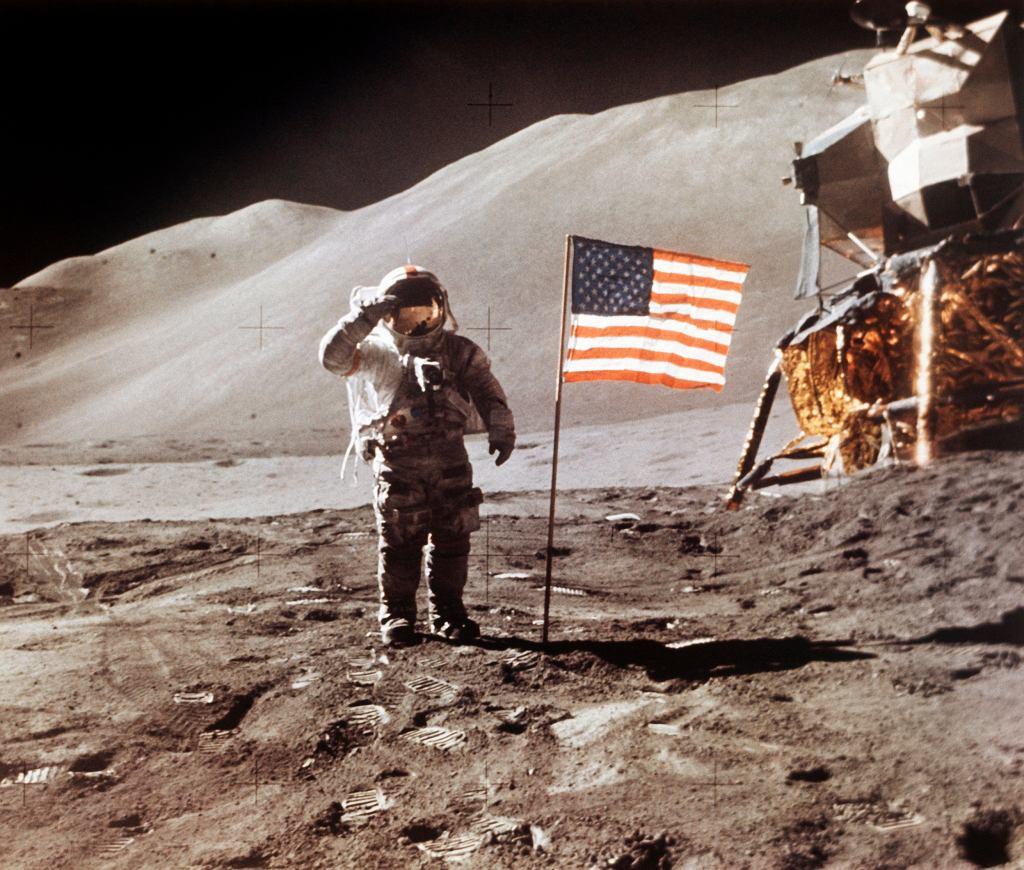 Amerykanie chcą wrócić na Księżyc w ciągu kolejnych pięciu lat