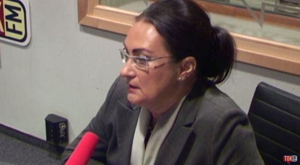 Posłanka Izabela Kloc (PiS) w